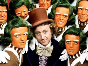 Oompa loompas decide my fate