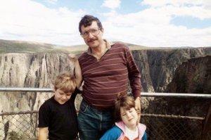 Sy Nelson, Zak Nelson, Jessy Nelson (Oates), 1985