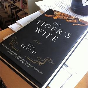 The Tiger's Wife, Téa Obreht