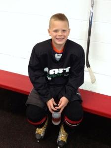 Ben Karr, Hockey Star