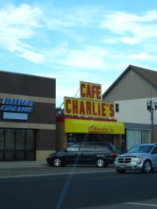Charlie's Cafe