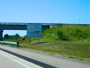 Iowa, welcoming friend