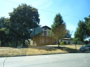 Dey House, Iowa Writers Workshop