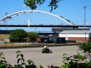 Davenport riverfront