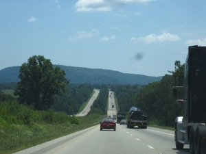 Drive through eastern Tennessee