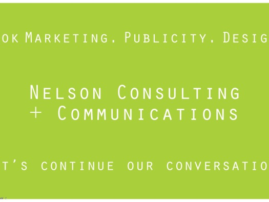 Business card, side 2